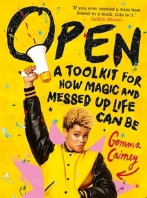 Open a toolkit for how magic and messed up life can be by Gemma Cairney